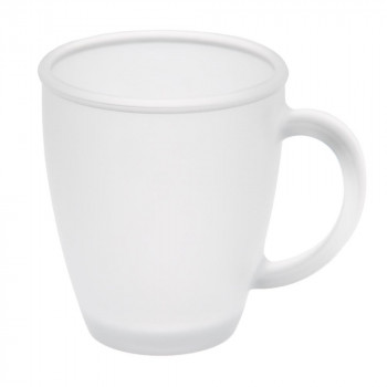 Чашка стеклянная 88310