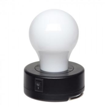 Лампочка пластиковая