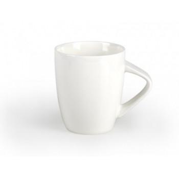 Чашка фарфоровая коничная LILLY BIANCO 300 ml
