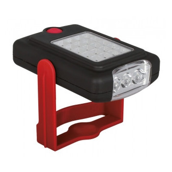 Фонарь HELPER Optima PROMO, 20 + 3 LED