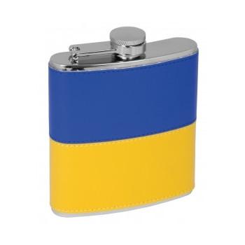 Фляга ,сталь,  National Flag, 180 мл O51691