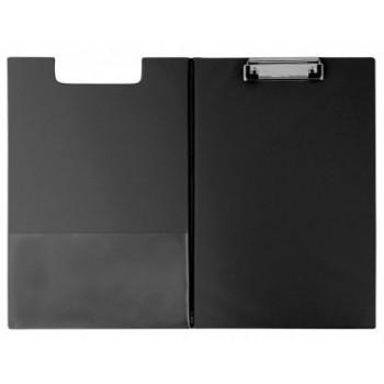 Папка-планшет А4 Economix с прижимом, пластик