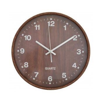 Часы настенные деревянные Natural Optima PROMO