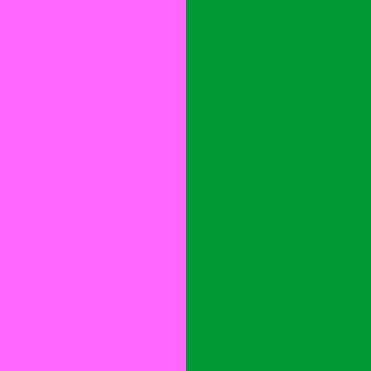 розовый/зеленый_FF66FF/009933